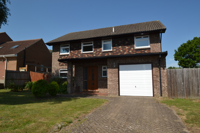 Thumbnail Detached house to rent in Kirkdale Close, Lordswood, Chatham