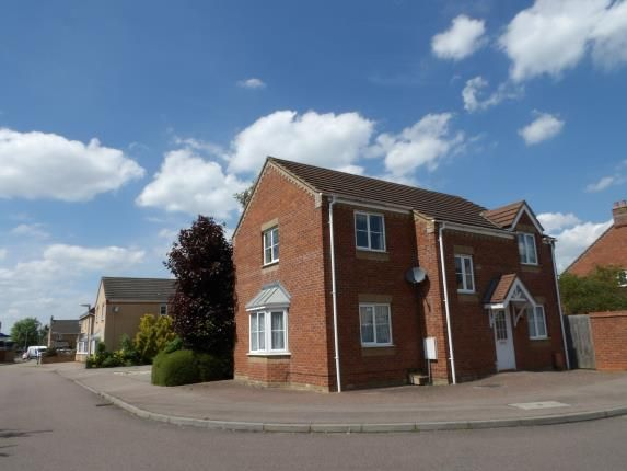 Thumbnail Detached house for sale in Brunel Drive, Biggleswade, Bedfordshire, England