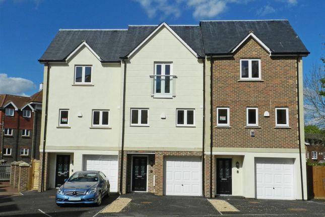 Terraced house for sale in Regency Mews, Queens Road, Haywards Heath