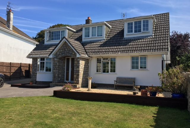 Thumbnail Detached house for sale in Llanmaes, Llantwit Major