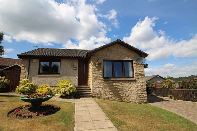 Thumbnail Detached bungalow for sale in Dunrobin Road, Kirkcaldy