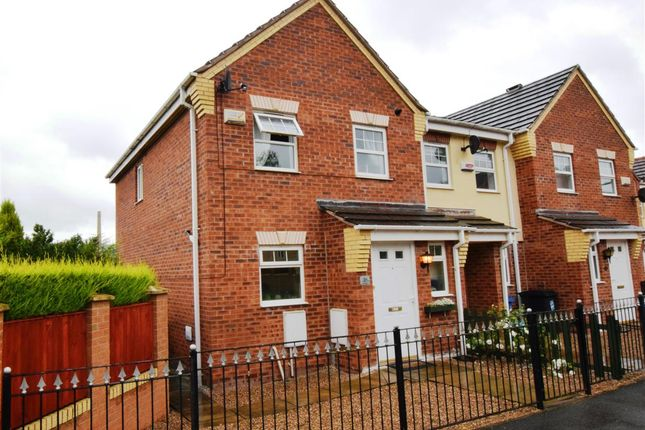Thumbnail End terrace house for sale in Northwood, Middlewood, Sheffield