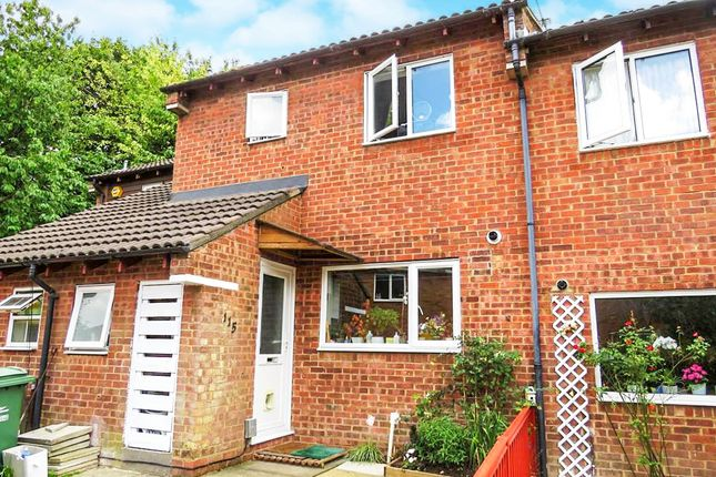 3 bed terraced house for sale in Spoondell, Dunstable