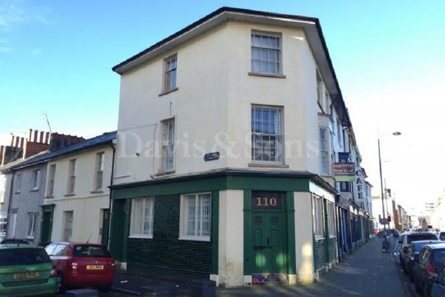 Thumbnail Maisonette to rent in Lower Dock Street, Newport
