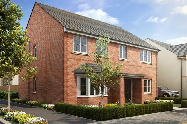 "Thumbnail Detached house for sale in ""The Holborn"" at Donaldson Drive, Brockworth, Gloucester"