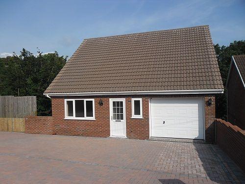 Thumbnail Detached house to rent in Bryngelli Park, Treboeth, Swansea