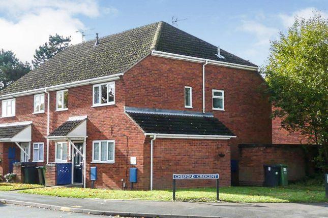 Maisonette for sale in Chesford Crescent, Warwick