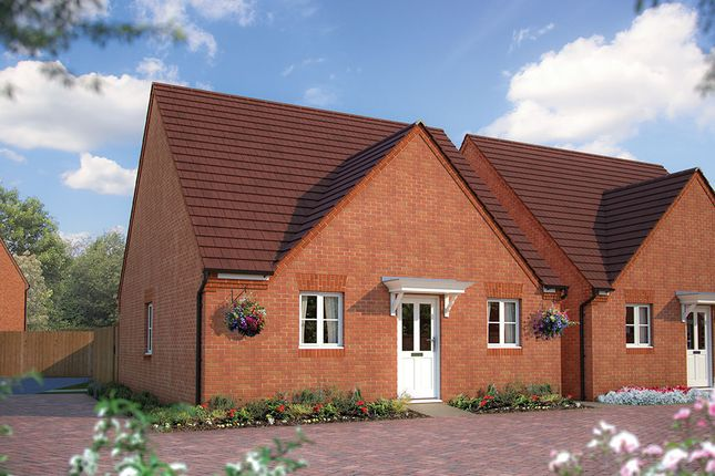 "Thumbnail Bungalow for sale in ""The Salford"" at Beancroft Road, Marston Moretaine, Bedford"