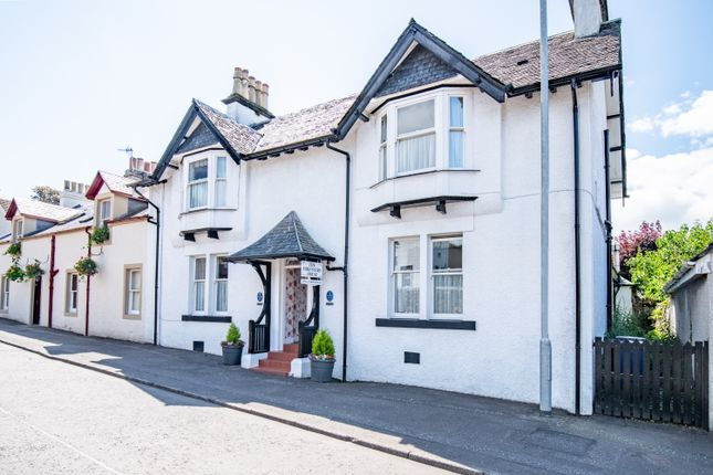 Thumbnail Detached house for sale in Station Road, Inverkip