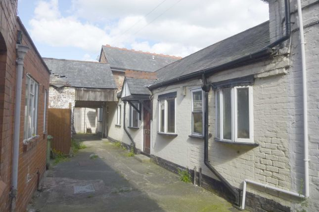 Thumbnail Flat for sale in 29A Leg Street, Oswestry, Shropshire