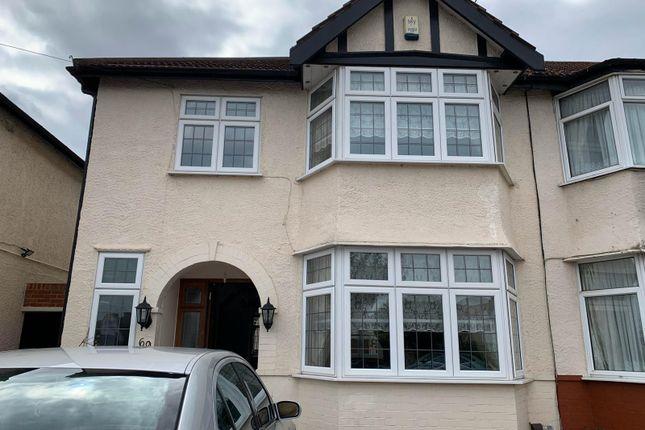 Thumbnail End terrace house for sale in Munster Gardens, London