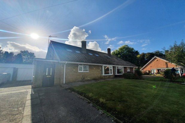 3 bed bungalow to rent in Barnes Hall Road, Sheffield S35