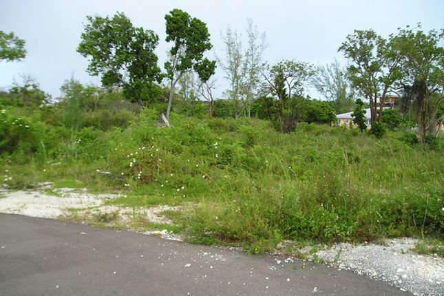 Land for sale in Foxdale Subdivision, Nassau/New Providence, The Bahamas
