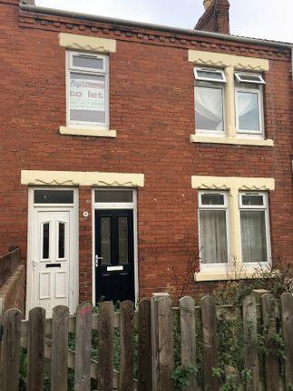 Thumbnail Flat to rent in Queen Street, Ashington
