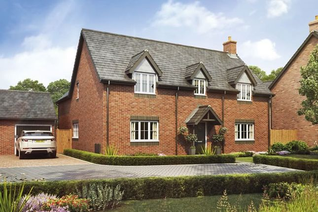 Thumbnail Detached house for sale in Plot 29, The Sycamore, Uttoxeter