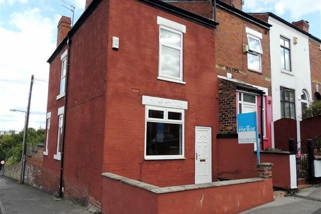 Thumbnail End terrace house to rent in Yule Street, Edgeley, Stockport