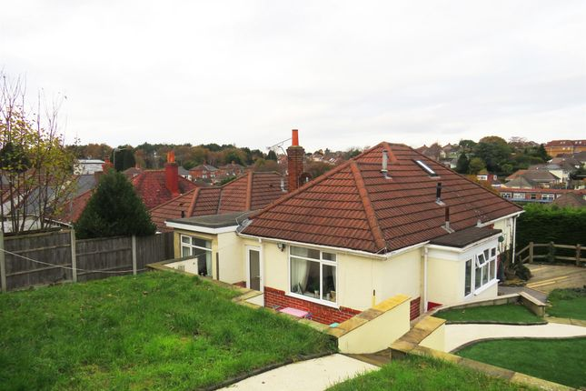 Thumbnail Detached bungalow for sale in Bassett Road, Parkstone, Poole