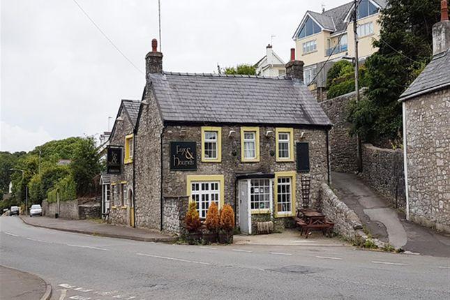 Thumbnail Pub/bar for sale in Fox & Hounds, Ewenny Road, St Brides Major CF32, Mid Glamorgan