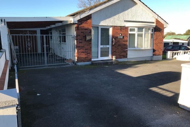 Thumbnail Bungalow to rent in Grovehill Park, Gorslas, Llanelli