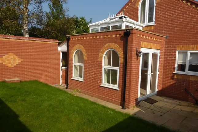 Thumbnail Detached house to rent in Beeston Court, Hednesford, Cannock