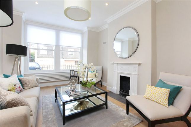 Thumbnail End terrace house for sale in Gaskarth Road, Clapham South, London