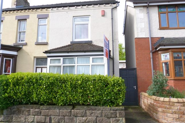 Thumbnail Semi-detached house to rent in Albert Street, Biddulph, Staffordshire