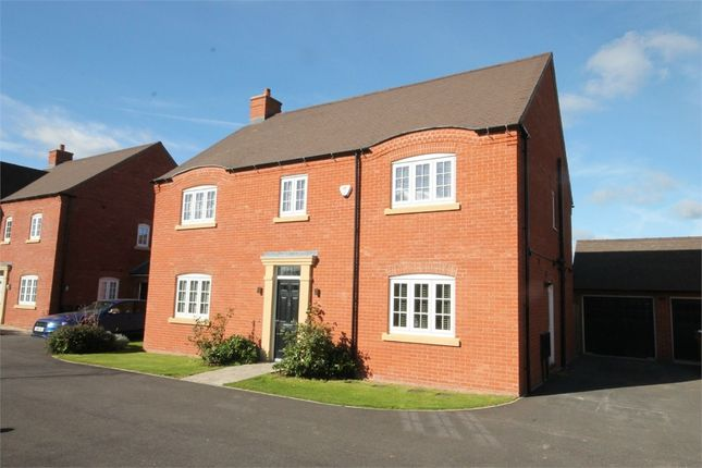 Thumbnail Detached house to rent in Cowslip Close, Wootton, Northampton