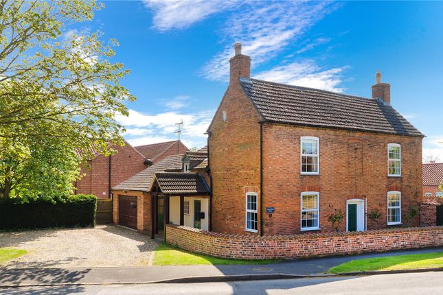 Thumbnail Detached house for sale in High Street, Swinderby, Lincoln, Lincolnshire