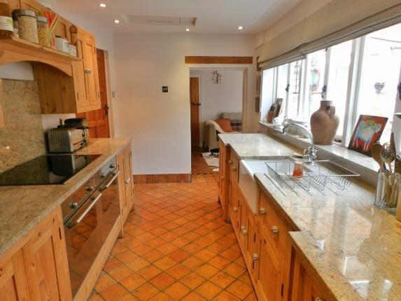 Kitchen of High Street, Hadlow, Tonbridge, Kent TN11