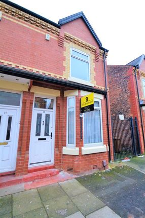 Thumbnail Terraced house to rent in Welford Street, Salford