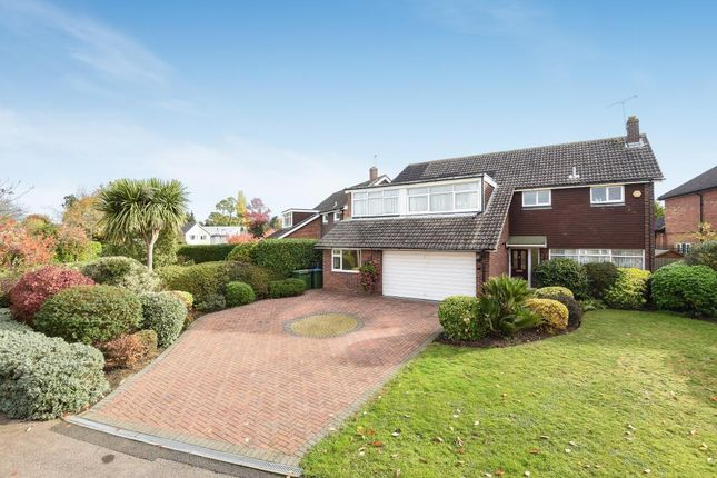 Thumbnail Detached house for sale in Church Meadow, Surbiton
