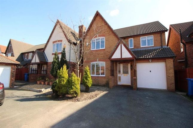 Detached house to rent in Balmoral Way, Prescot, Merseyside