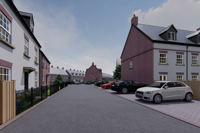Thumbnail End terrace house for sale in Coleridge, Mill Street, Ottery St. Mary