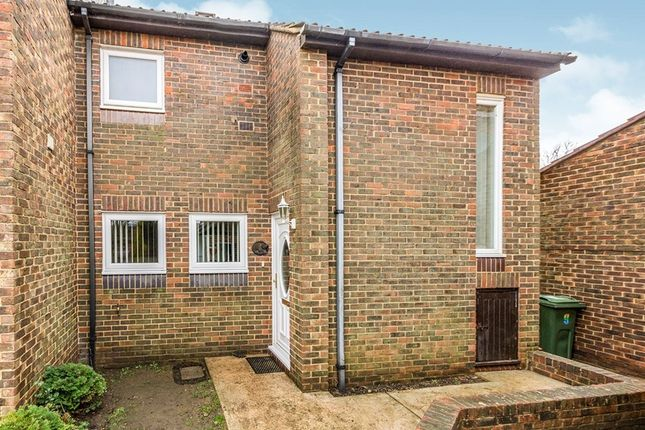 Thumbnail 2 bed semi-detached house for sale in Farmers Close, Leeds, Maidstone