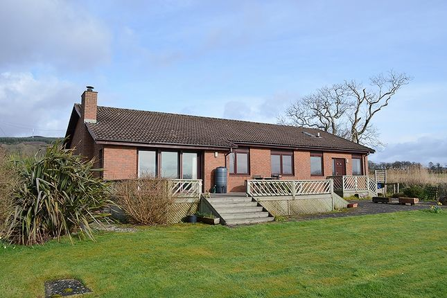 Thumbnail Bungalow for sale in Shore Road, Toward, Argyll And Bute