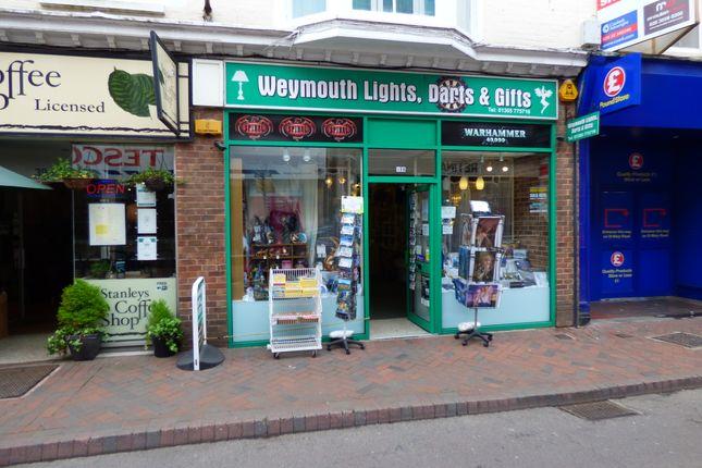 Thumbnail Retail premises to let in St Thomas Street, Weymouth