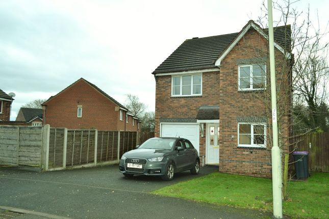 Thumbnail Detached house to rent in Ellis Peters Drive, Telford