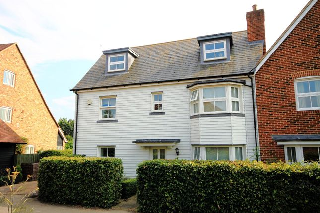 Thumbnail Semi-detached house to rent in St. Pauls Court, Lynsted, Sittingbourne