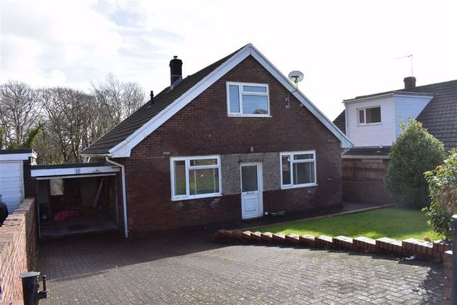 Thumbnail Detached bungalow for sale in Parklands View, Sketty, Swansea