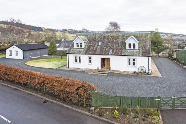 Thumbnail Detached house for sale in West Moulin Road, Pitlochry