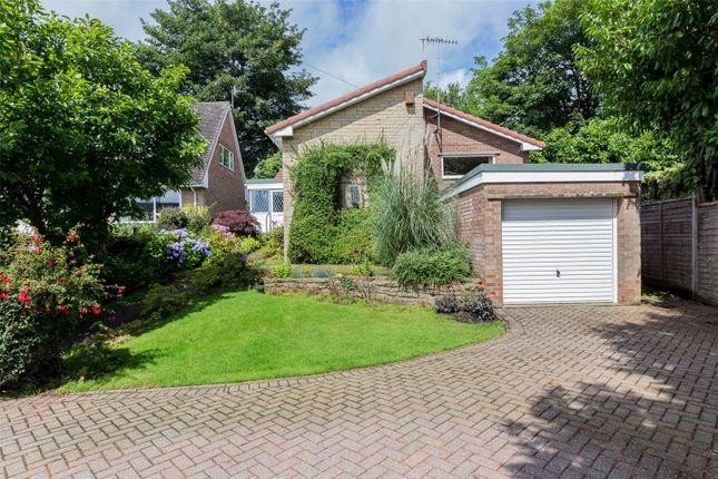 Thumbnail Detached bungalow for sale in Darwin Close, Ranmoor, Sheffield