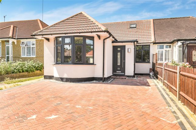 Thumbnail Semi-detached bungalow for sale in Ferring Close, Harrow, Middlesex