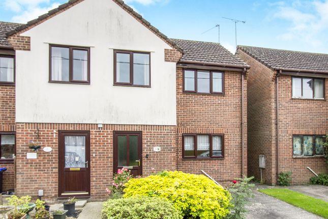 Thumbnail Semi-detached house for sale in School Road, Durrington, Salisbury