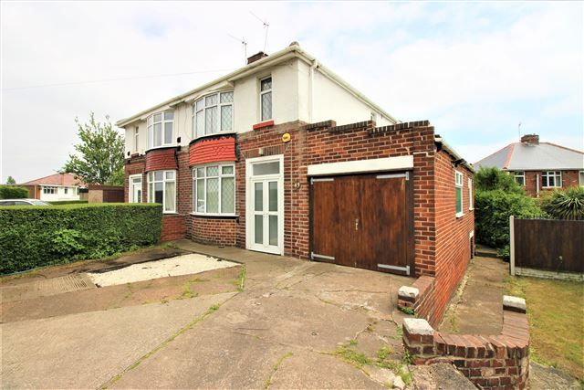 Thumbnail Semi-detached house to rent in Norton Avenue, Sheffield