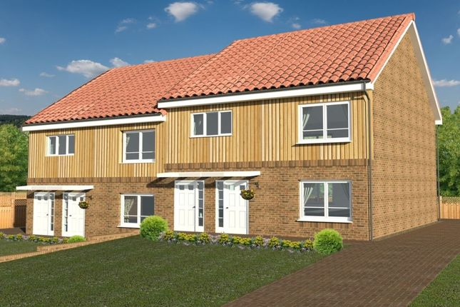Thumbnail Flat for sale in Helms Way, Walderslade, Chatham