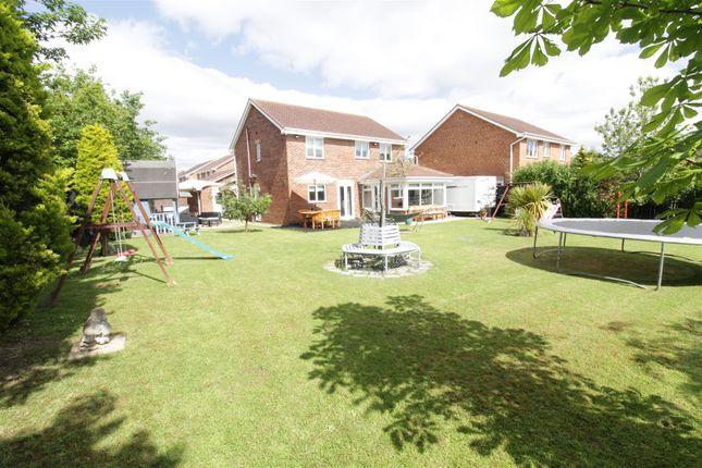 4 bed detached house for sale in Woolsington Drive, Middleton St. George, Darlington DL2