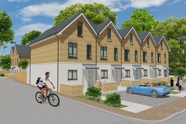 Thumbnail End terrace house for sale in Field Common Lane, Walton-On-Thames