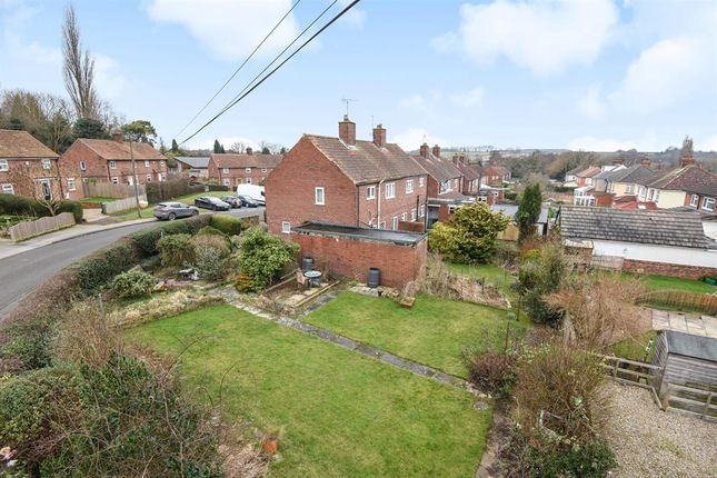 Thumbnail Semi-detached house for sale in Brookside, Collingham, Wetherby