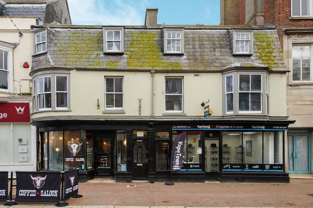 Thumbnail Flat for sale in Coburg Place, Weymouth