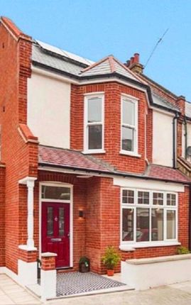 Thumbnail Semi-detached house to rent in Bavent Road, Denmark Hill
